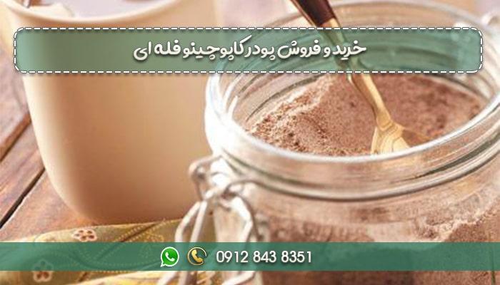 خرید و فروش پودر کاپوچینو فله ای-min