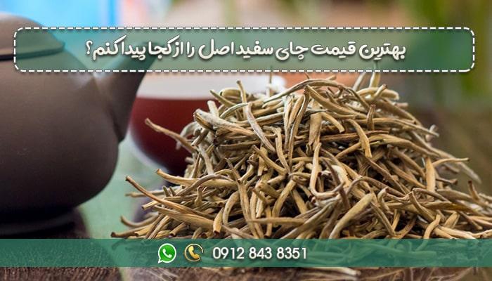بهترین قیمت چای سفید اصل را از کجا پیدا کنم؟-min